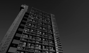UK Council Estate towerblock